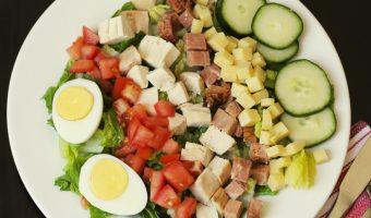 Chef's Salad Recipe | Good Cheap Eats