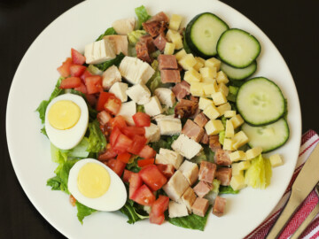 Chef's Salad Recipe | Good Cheap Eats