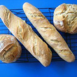 homebaked bread sm