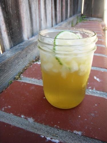 Lime-Mint Cooler (Non-Alcoholic Mojito)