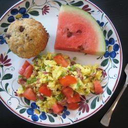 denver scramble plate