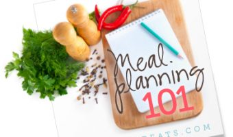 Meal Planning 101 logo