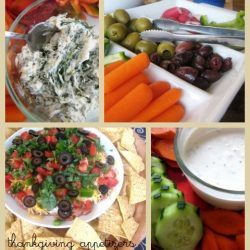 Thanksgiving Appetizers | Life as MOM