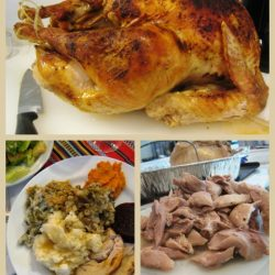 how to cook a turkey | Life as MOM