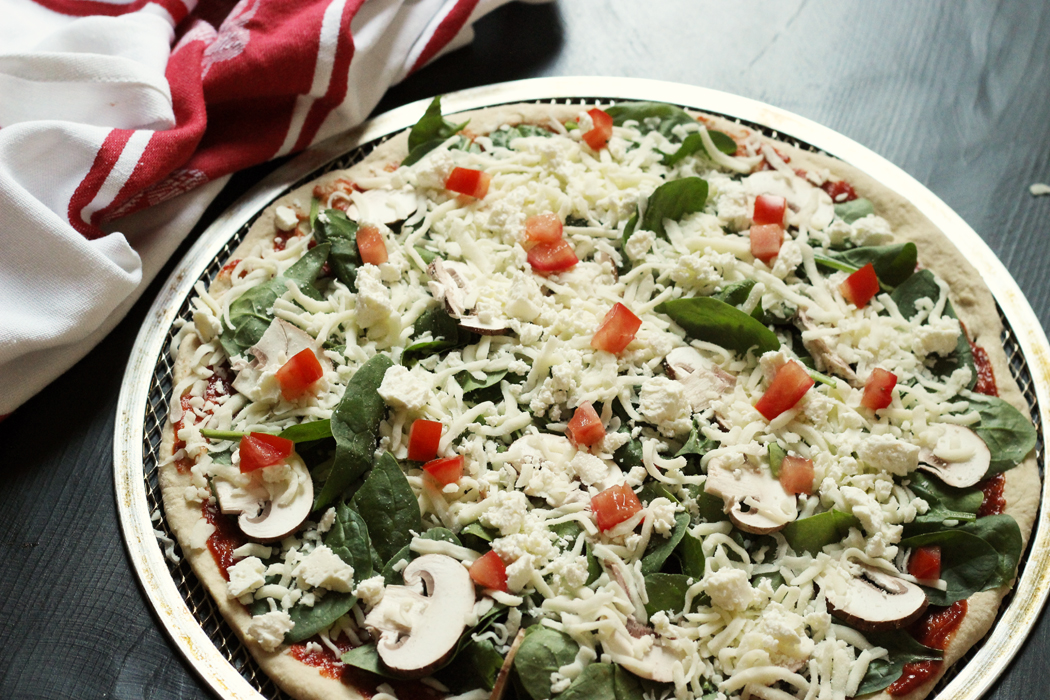 My Big Fat Greek Pizza | Good Cheap Eats