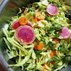 Cumin-Scented Cabbage Salad