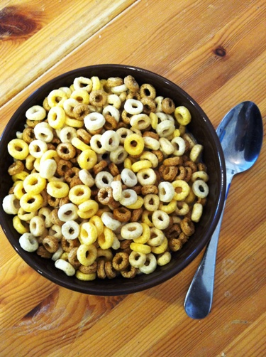breakfast cereal 8
