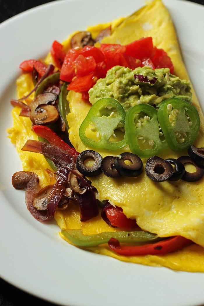Fajita Omelet | Good Cheap Eats