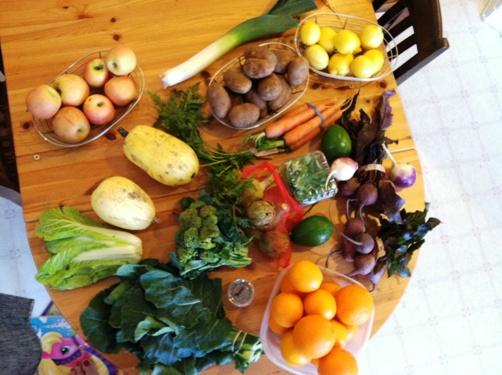 abundant harvest feb 6