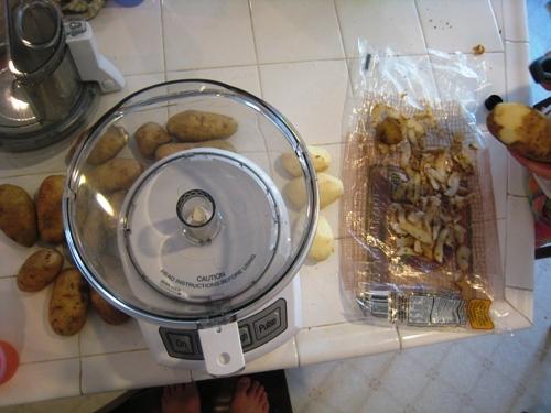 food processor empty bowl