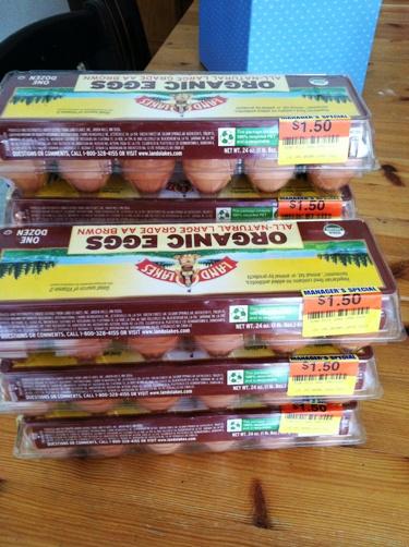 march gg eggs