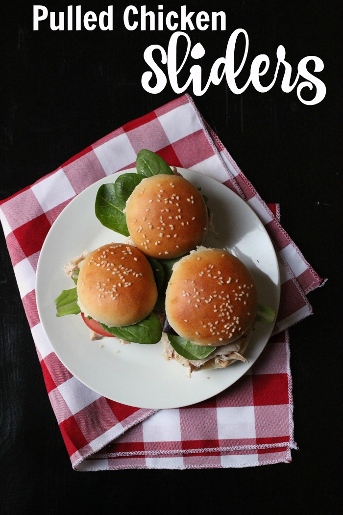 Pulled Chicken Sliders for a Quick Easy Supper | Good Cheap Eats