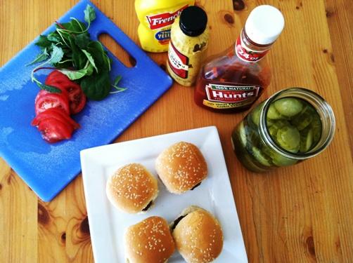 Popeye's Wimpy Burgers