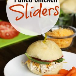 Pulled Chicken Sliders | Good Cheap Eats
