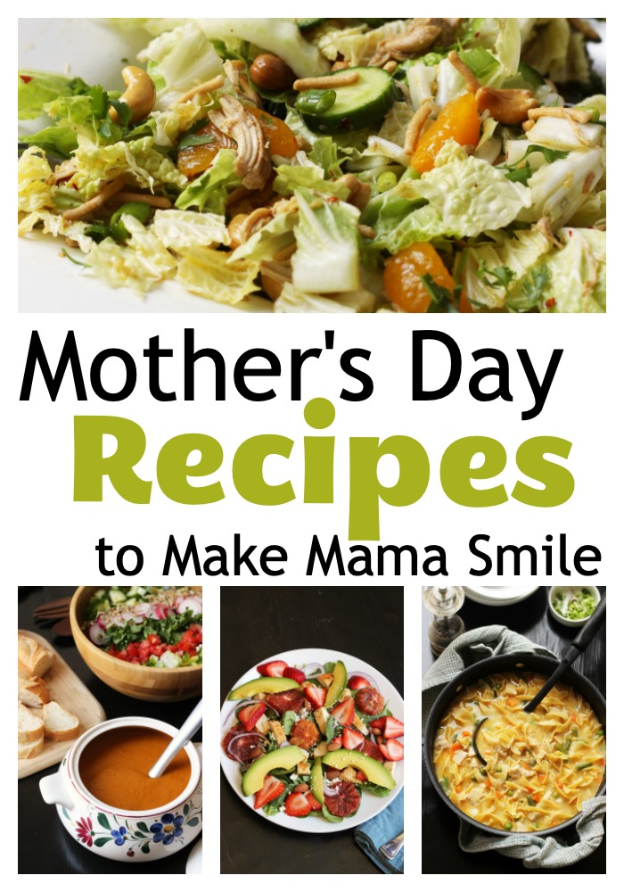 Mother's Day Recipes | Good Cheap Eats