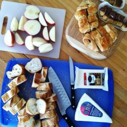 Quick, Easy, and Elegant Afternoon Snacks