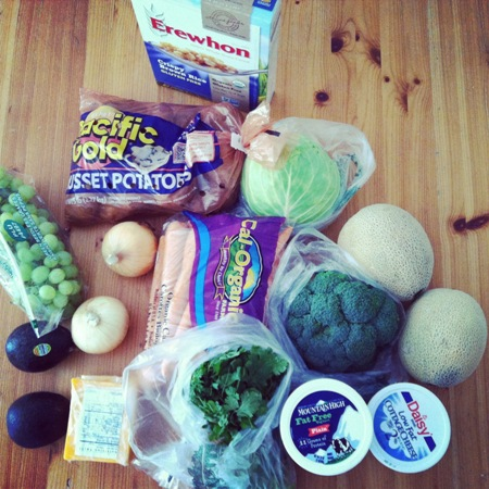 groceries day two