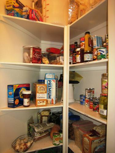 pantry beginning challenge