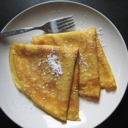 Easy Homemade Crepes