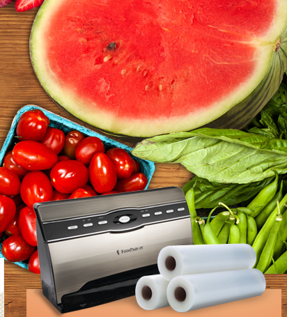 Introducing The New Foodsaver G3h Vacuum Sealer Amp A Giveaway