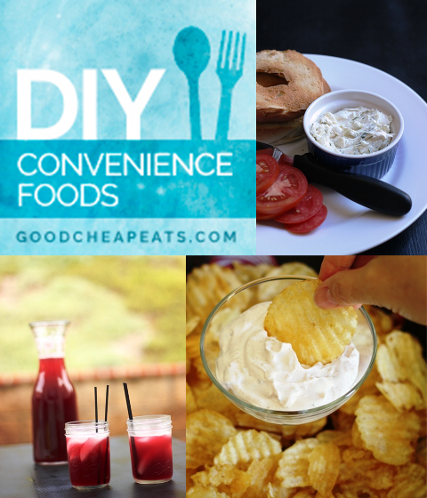 31 Days of DIY Convenience Foods | Good Cheap Eats
