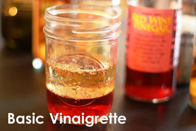 Basic Vinaigrette Good Cheap Eats