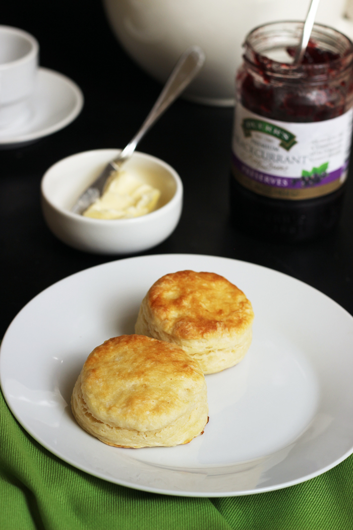 Flaky Buttermilk Biscuits | Good Cheap Eats