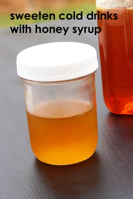 Honey Syrup sweetener