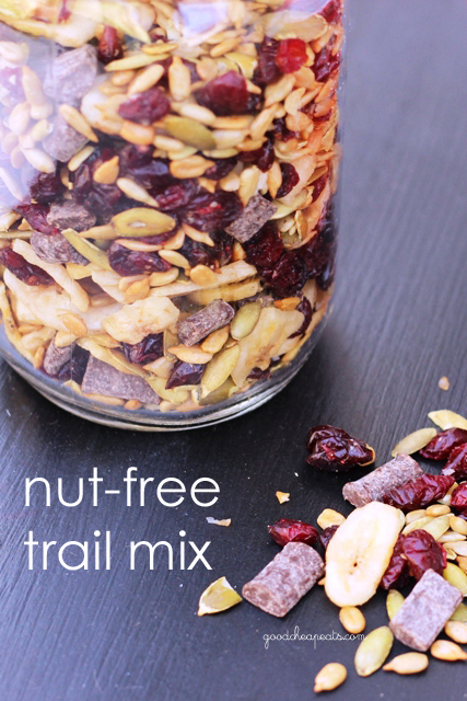 Nut Free Trail Mix