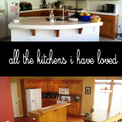 All the Kitchens I've Loved Before