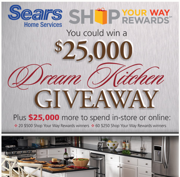 dream kitchen sears