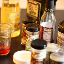 Mix Up Your Own Dressings and Marinades - Homemade marinades and salad dressings taste so delicious...and they are so much friendlier on the budget.