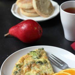 Bacon and Broccoli Egg Bake | Good Cheap Eats