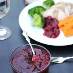 Homemade Cranberry Sauce