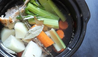 What to Do with Turkey Bones? Make Stock