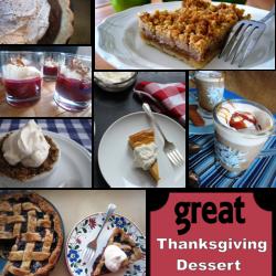 Great Thanksgiving Dessert Recipes