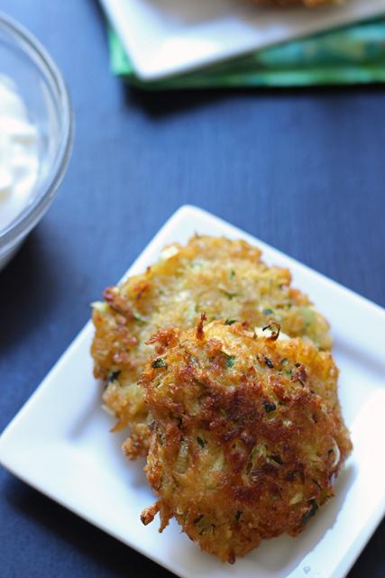 Zucchini Fritters | Good Cheap Eats