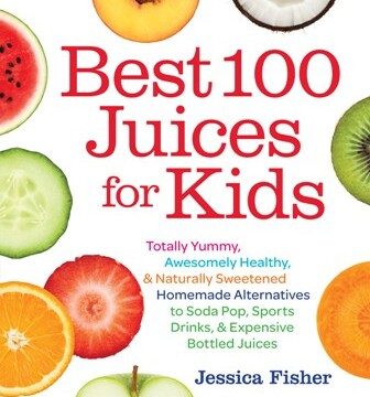 cover of juices cookbook
