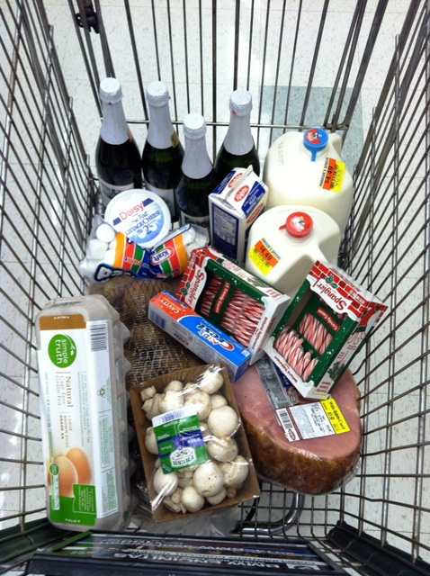 Grocery Geek: End of December - How I feed 8 people on a budget in Southern California