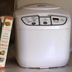 Bread Machine + Cookbook = the Best Gift Ever