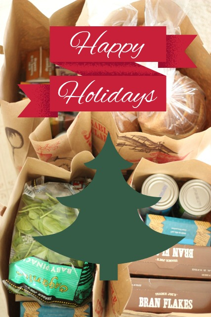 Grocery Shopping Strategies for Post-Christmas - Save money buying holiday items on clearance.