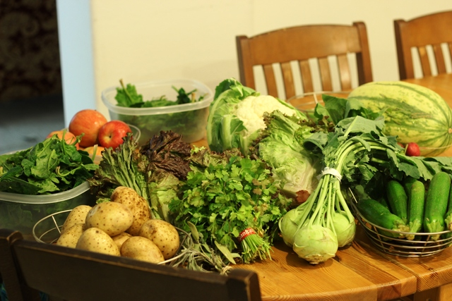 Grocery Geek: a weekly report of how one mom of six feeds her family a mostly whole foods diet.