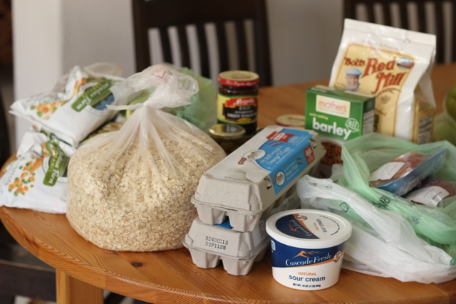 Grocery Geek | Feed a Large Family on a Budget | Frugal Food
