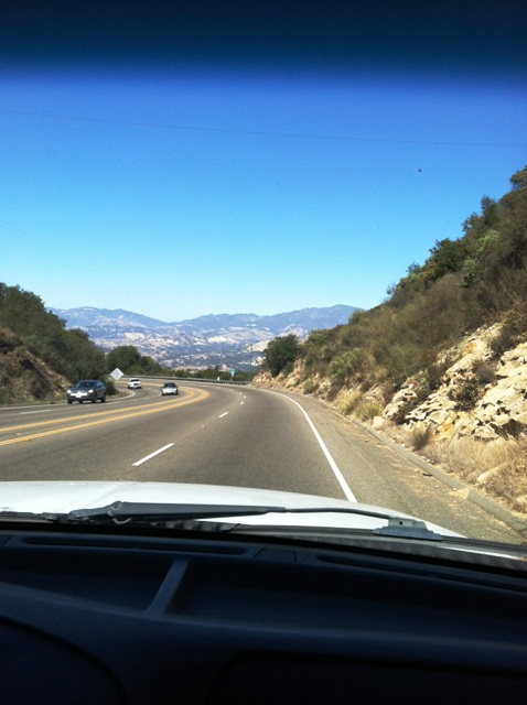 the pass to santa ynez