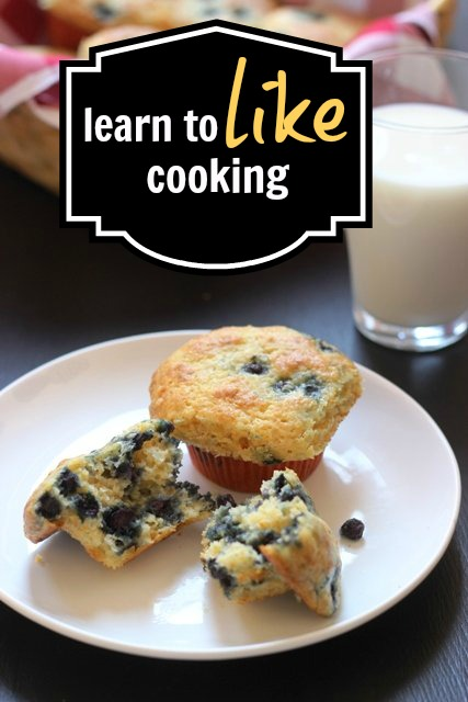 Learn to Like Cooking