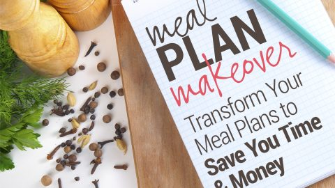 meal plan makeover cover