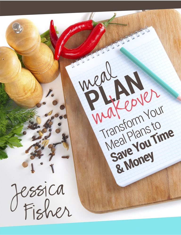 cover for Meal Plan Makeover