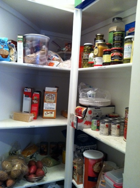 Pantry Challenge 2014: Day Thirteen