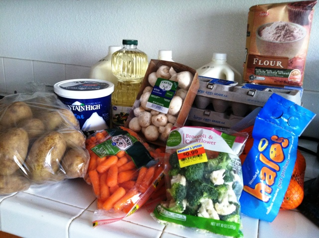 Grocery Geek: Into the Pantry Challenge  - How our family is saving money this month by eating down the pantry.