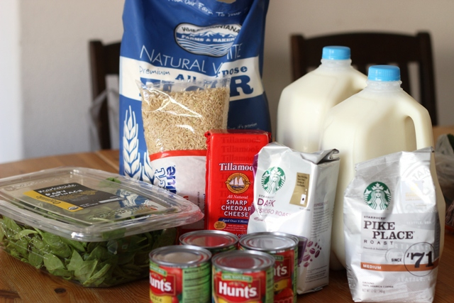 Reducing Grocery Spending - Grocery budgets are tight. How can you trim the bill?